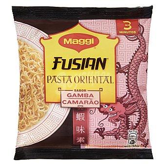 Maggi Fusian Pasta oriental sabor gambas Sobre 71 g