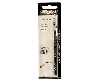 L'Oréal Lápiz de ojos de larga duración nº 101 1 unidad