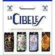 Cerveza Morriña, Castaña, Rubia e Imperial IPA estuche 132 cl Estuche 132 cl La cibeles