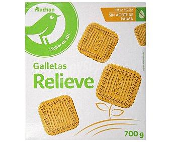 Auchan Galletas tostadas 700 gramos