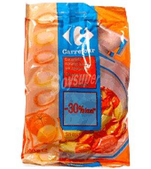 Carrefour Caramelos de naranja 90 g