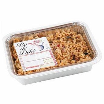Bo de Debo Paella de verduras Bandeja 300 g