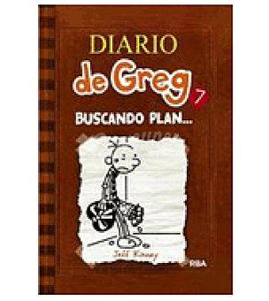 Diario de Greg 7.Buscando un plan (jeff Kinney)