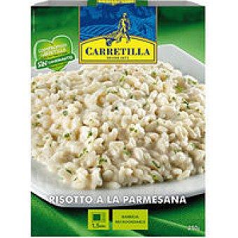 Carretilla Risotto parmesano 250gr