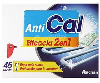 Auchan Pastillas antical para lavadora 45 lavados