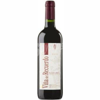 Viña Del Recuerdo Vino Tinto Navarra Botella 75 cl