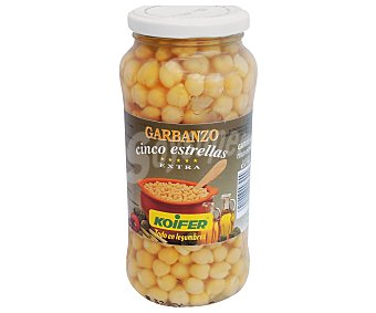 Koifer Garbanzos cocidos 570GR