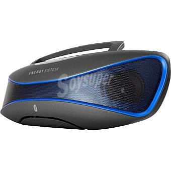 Energy Sistem BZ6 Altavoz reproductor MP3 con bluetooth con radio FM 1 Unidad