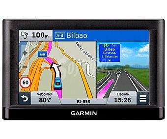 """GARMIN NUVI 65LM Gps 6"""" con mapas de Europa y actualizacion de mapas gratuitas"""