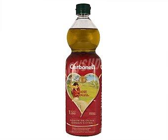 Carbonell Aceite de oliva virgen extra 100% Picual botella 1 l 1 l