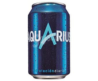 Aquarius Bebida isotónica sabor limón Lata 33 cl