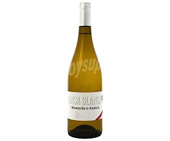 Marqués de Alella Vino blanco D.O. Alella clásico Botella de 75 cl