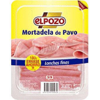 ElPozo MORTADELA PAVO F/LONCHAS 180 GRS