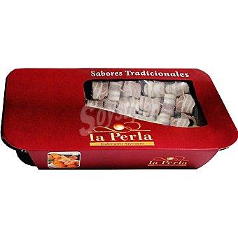 LA PERLA ELABORADOS ARTESANOS Dátiles con bacon Bandeja 300 g