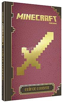 """VVAA Libro Minecraft 4: """"guía de combate"""" 1 ud"""
