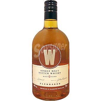 Glenbaron Whisky de malta premium 10 años Botella 70 cl