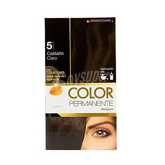 Deliplus Tinte coloracion permanente Nº 05 castaño claro u
