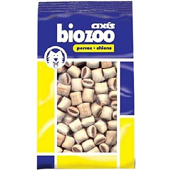 BIOZOO AXIS Mini rolls para perro Paquete 200 g