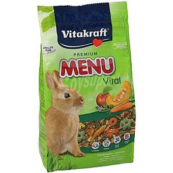 Vitakraft Menu para conejos enanos 1 Kg