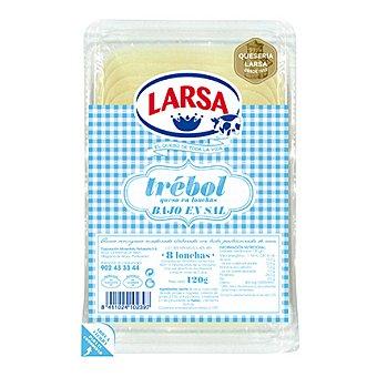 Larsa Queso en lonchas bajo en sal 120 g