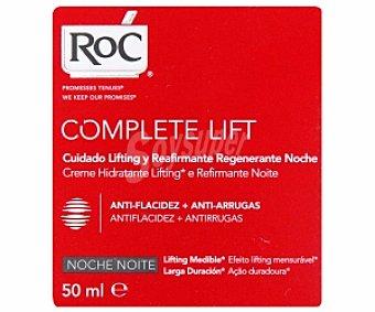 ROC Complete Lift Crema hidratante antiflacidez y antiarrugas Noche 50 Mililitros