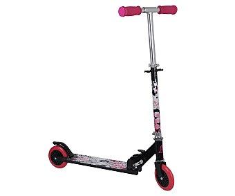 CUP´S Scooter patinete de 2 ruedas y cuerpo de alumino, 1,25 metros de alto 1 unidad