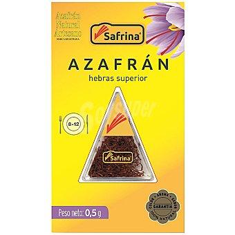 Safrina Azafrán en hebras blister 0,5 g
