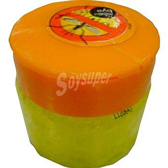 PAP STAR insecticida antimosquito en gel citronela  1 unidad
