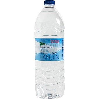 El Corte Inglés Agua mineral natural de mineralización muy débil botella 1,5 l 1,5 l
