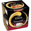 Yogur de fresa-crumble de galleta Pack 2 x 115 g Oikos Danone