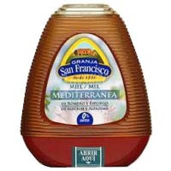 Granja San Francisco Miel azahar Dosificador 350 g