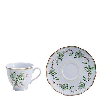 Set de té en porcelana 4 piezas DECORADO Mod. WESTMIN 4 piezas