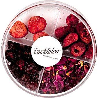 Cocktelea Multipack de frutos rojos para cocktelería estuche 19 g