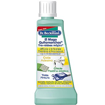 Dr Beckmann Quitamanchas especial para manchas de pegamento y chicle Bote 50 ml