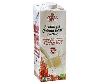Quinua Real Qbio Bebida Vegetal de Quinoa Real y Arroz Biológico 1 Litro