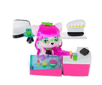I LOVE VIP PETS Playset de juego Stars Cafe, incluye 1 mini mascota y accesorios 1 unidad