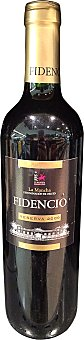 Fidencio Vino tinto la mancha reserva Botella de 750 cc