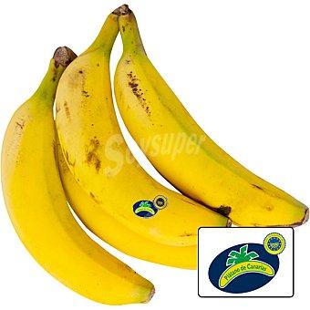Plátano de Canarias Plátano de Canarias petit al peso