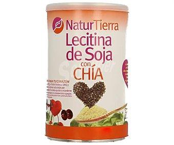 NaturTierra Lecitina de soja con chía Bote 200 g