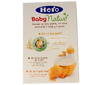 Hero Baby Papilla de 8 Cereales con Miel Caja 500 gr +6