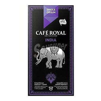 Café Royal Cápsulas de café original India 10 ud