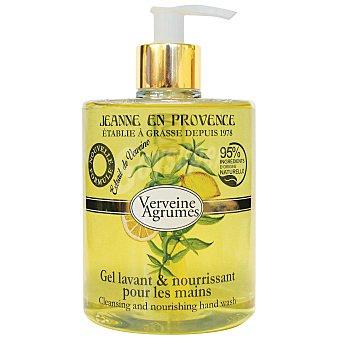 Jeanne en Provence Jabón de manos verbena y cítricos 500 ml 300 ml