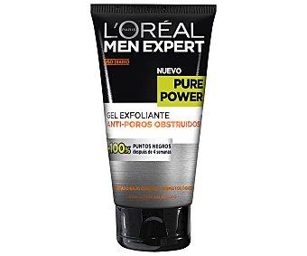 L'Oréal Gel exfoliante para hombre 150 mililitros