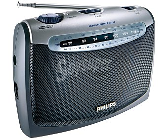 PHILIPS AE2160 Radio de sobremesa analógica de onda corta