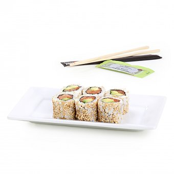 Maki california Sushi Daily 6 pzas 6 pzas
