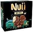 Mini bombón almendrado de vainilla de Java Pack 6 x 55 ml Nuii