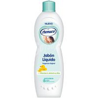Nenuco Jabón líquido ultra suave Bote 1,125 litros