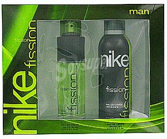 NIKE Fission Estuche Colonia Hombre vaporizador+desodorante 1u