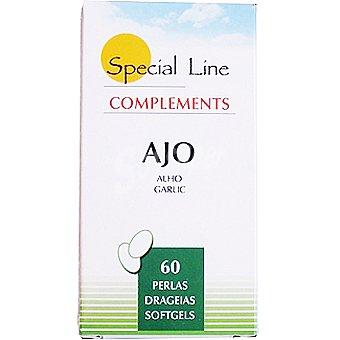 Special Line Perlas de ajo 1000 mg Envase 60 unidades