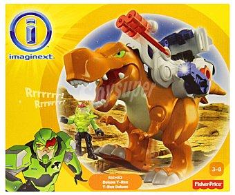 FISHER PRICE Figura Dinosaurio Mega Apatosaurus de Imaginext 1 Unidad
